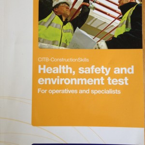 CSCS Test Study Books