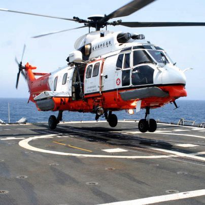 North Sea Helicopter Crash