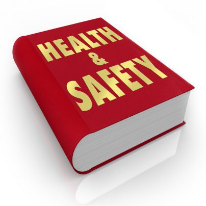 An England Flag – a Safety Risk!?  5 Health & Safety Myths Debunked
