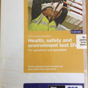 CSCS Test Revision DVD