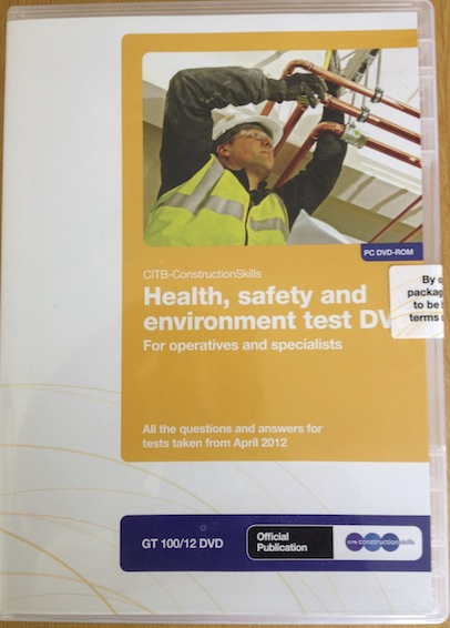 CSCS Exam Test Revision DVDs