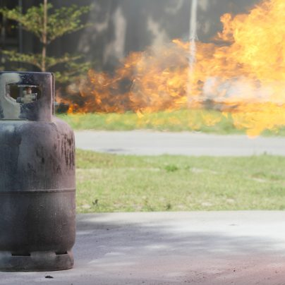 It's BBQ Season – So Keep Those Gas Bottles Safe!