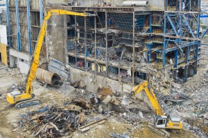 Health and safety in Demolition