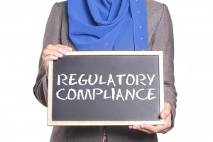 Regulatory compliance written
