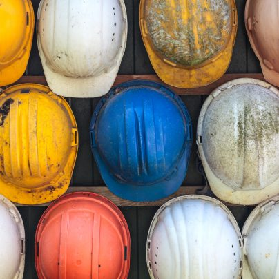 The hard hat challenge – are people taking PPE seriously?