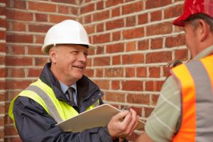 construction workers health and safety audit